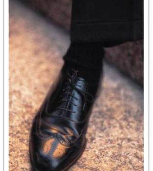 Egy úriember és a cipője