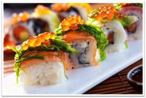 Hogy áll a sushival?