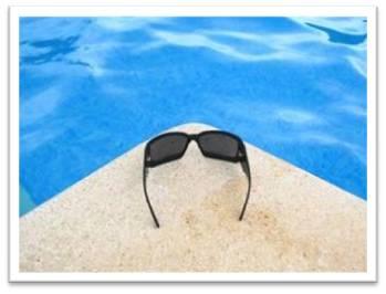 """""""A napszemüveg NEM hajpánt"""" és még néhány szabály…"""